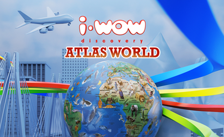 i-Wow atlas world